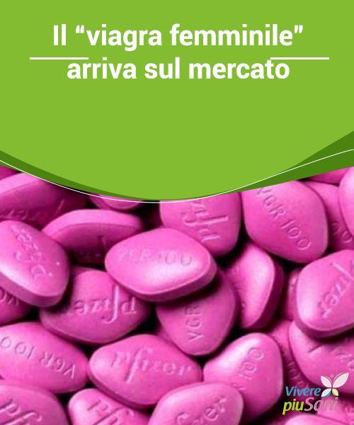 """Il """"viagra #femminile"""" arriva sul #mercato   Addy: il viagra rosa già in vendita negli USA per #aumentare la #libido delle donne"""