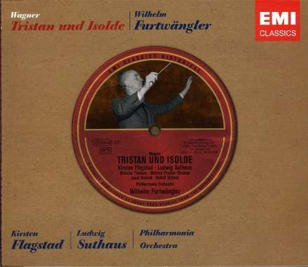 Tristan und Isolde - Wilhelm Furtwängler, EMI, 1952