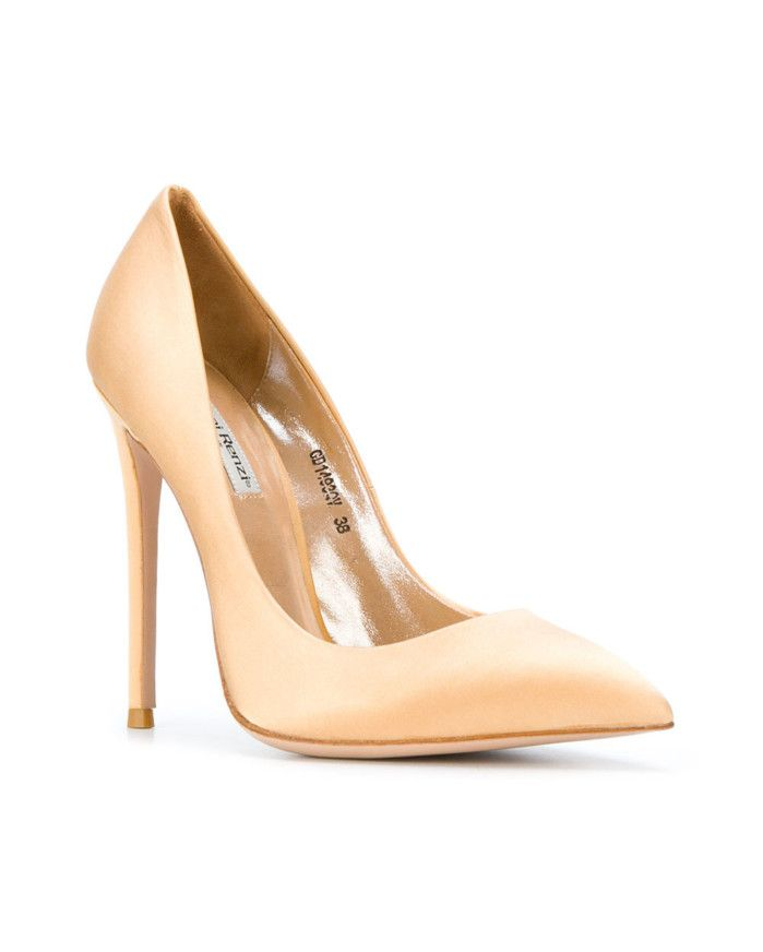 GIANNI RENZI pointed toe pumps | Buy ➜ https://shoespost.com/gianni-renzi-pointed-toe-pumps-2/