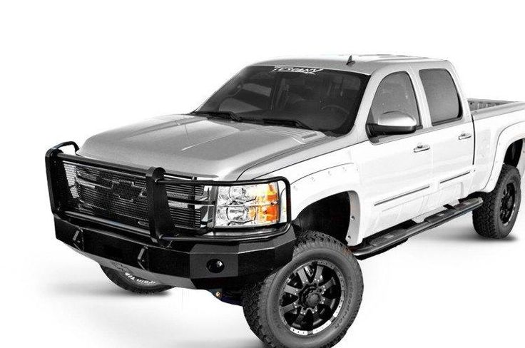 Iron Cross 11-14 Chevrolet Silverado HD Front Bumper 24-525-11