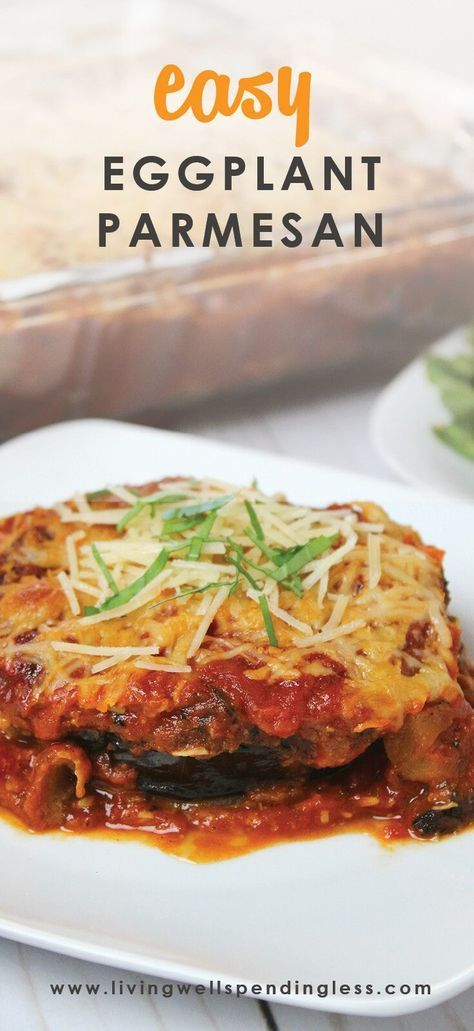Do you want to know my secret for the perfect Eggplant Parmesan? This classic recipe can be a challenge in the kitchen to find the perfect texture, but the payoff is delicious. Get my secret ingredient and my simple recipe for this classic dish.