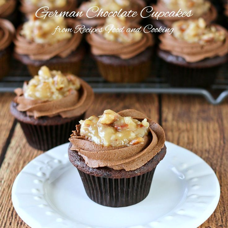 recipe: german chocolate cupcakes allrecipes [32]