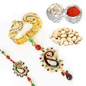 you can send Rakhi and Rakhi gifts online with our Rakhi online shopping portal with free delivery.we have latest Rakhi designs and Rakhi gift hampers.