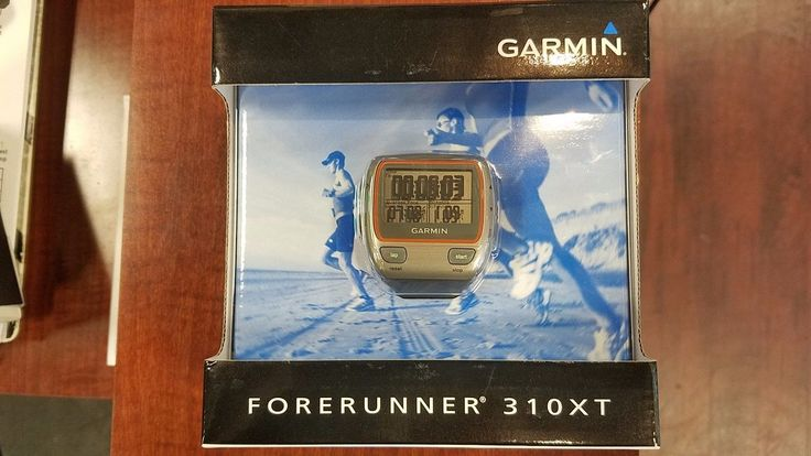 GPS and Running Watches 75230: New In Box Garmin Forerunner 310Xt Running Gps Watch Sports -> BUY IT NOW ONLY: $199 on eBay!