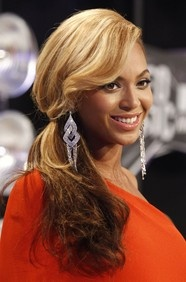 Beyonce Knowles  $ 40 M AS OF MAY 2012