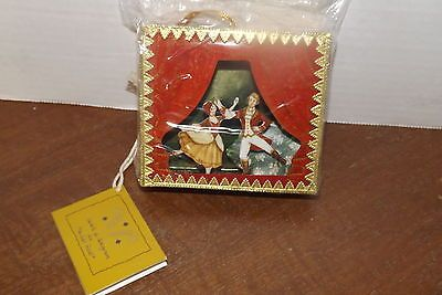 Isabelle de Borchgrave Ornament for Marshal Fileds New Never Opened Stage Box | eBay