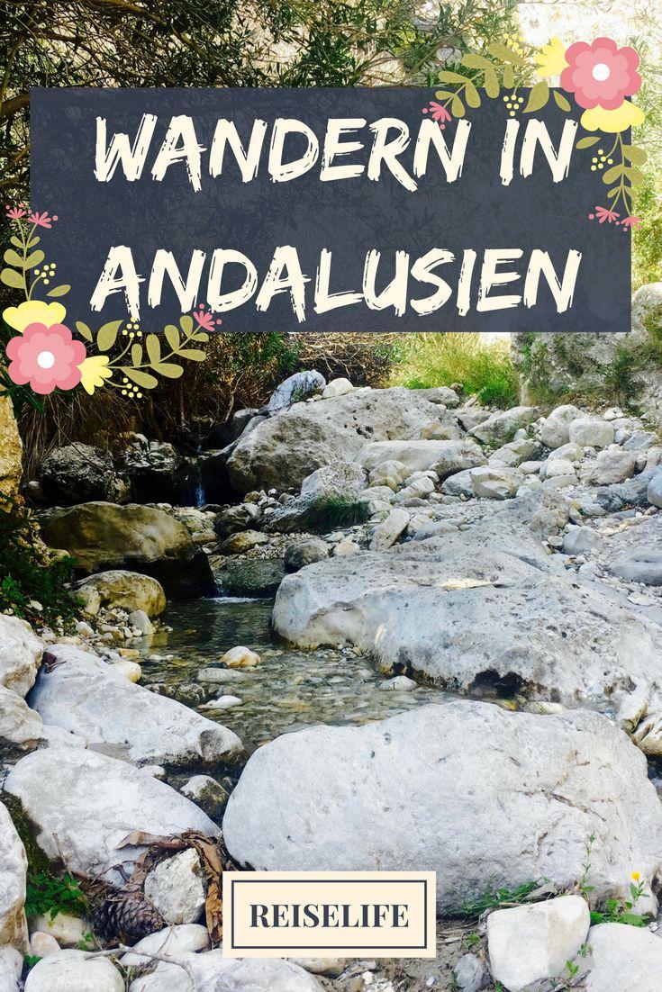 Wandern in Andalusien ist wunderschön. Welche Wanderstrecke du nicht verpassen darfst, erfährst du hier!
