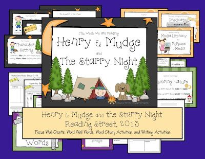 Henry And Mudge And The Starry Night Story Quiz