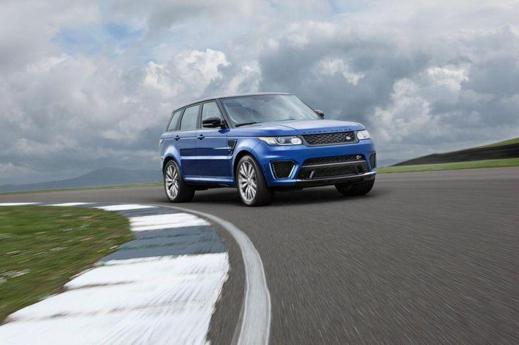 2015 Range Rover Sport SVR Arrives in Australia, Prices Announced