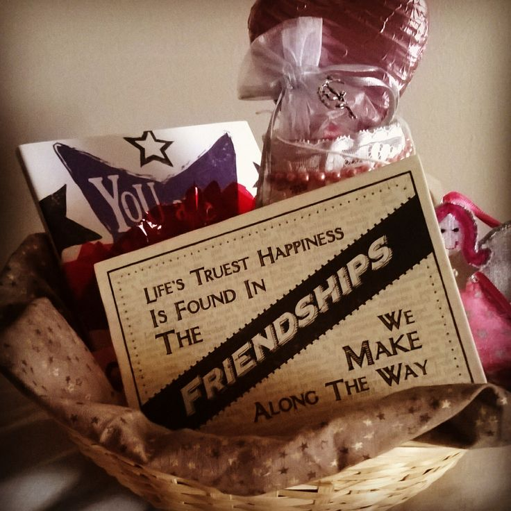 Moon Back Baskets are #magic #personalised #gift #baskets <3