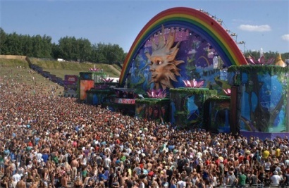 Main stage 2011