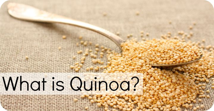 What is Quinoa? http://healthpositiveinfo.com/what-is-quinoa.html