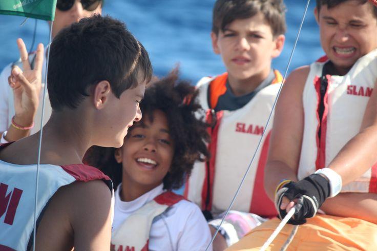 #vela #ragazzi #campoestivo #Ventotene