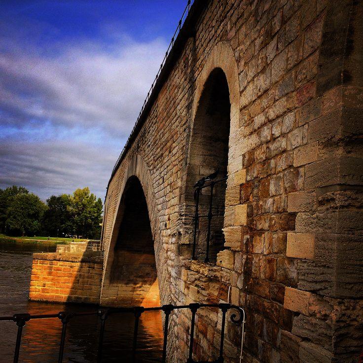 Testimoni de l'estada a la Provença. #viatge #capdesetmana #provença #avinyo #pont
