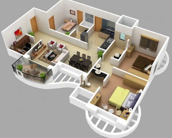 Investing In 4 Bhk Flats In Mohali Small House Plans House Layout Plans Home Design Plan