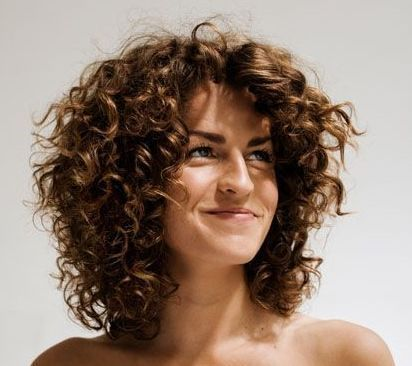 cool 10 Hairstyles for Thick Curly Hair | CurlyHairstylesX.com