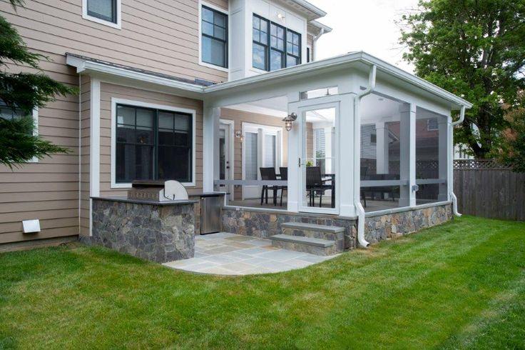 Best Ways to Utilize Your Screen Porch Year-Round in Bethesda, Maryland