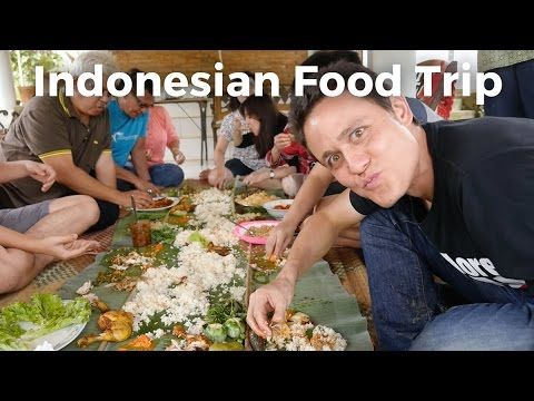The Ultimate Indonesian Food Day Trip!