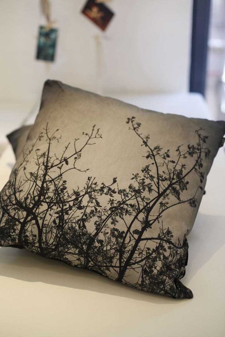 Fine Art photography cushions