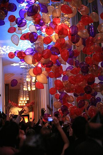 Rain of Death (for the Balloons) | By Bill in DC, on Flickr.