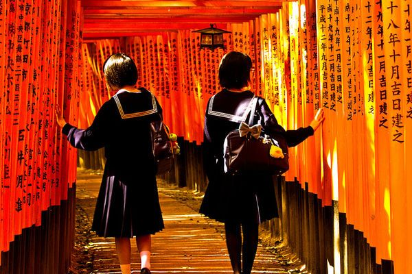 98 things to do in Kyoto. I want to go there so bad before we leave