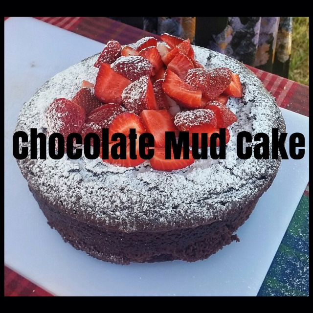 Chocolate Mud Cake (Thermomix Method Included)