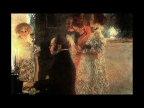 Franz Schubert -- Sonate in C-Dur zu vier Händen: «Grand Duo», D812 (Barenboim, Lupu) - YouTube