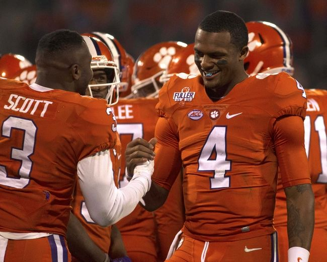 Clemson vs. Virginia Tech - 12/3/16 College Football Pick, Odds, and Prediction