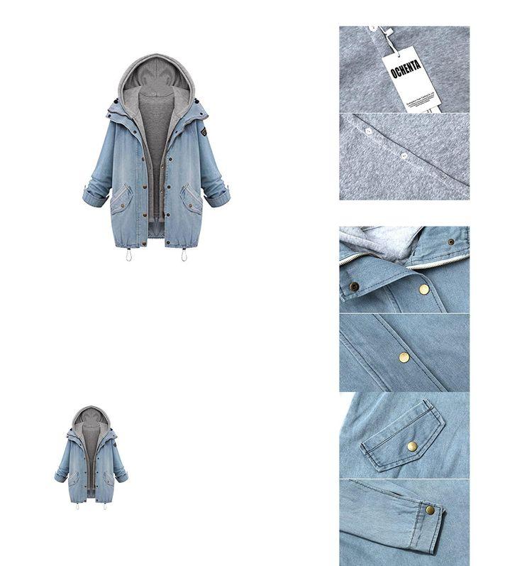   #Damen #Wintermantel #Winterjacke #Blazer #Jeansjacke #Parka #Deinm #Jeans #Freizeitjacke #Herbst #Schick #Langarmshirt #Asien #M-EU #XS