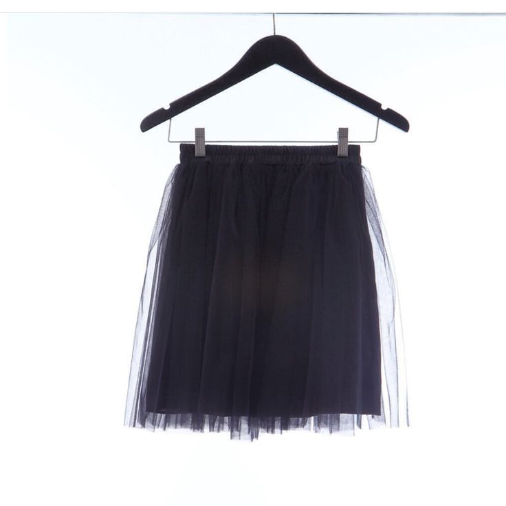 Whimsical tulle skirt from Rocker Glam collection.