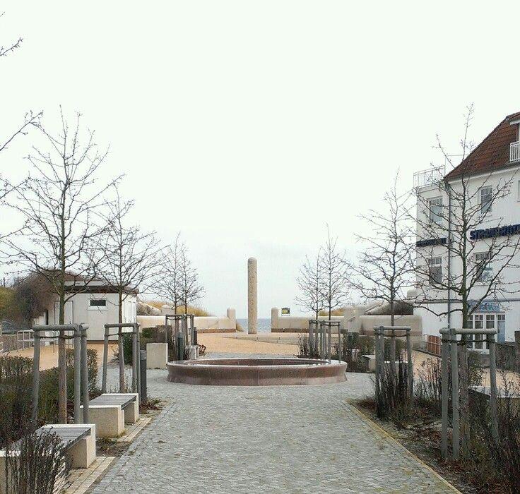Juliusruh - Strandpromenade
