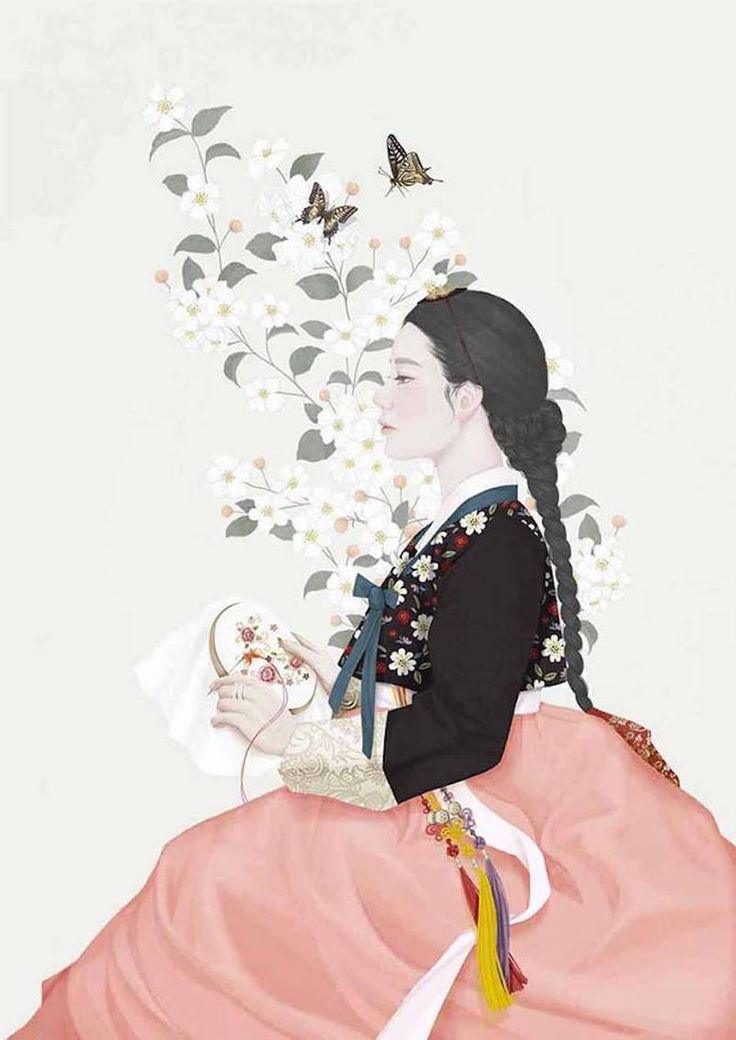 Sweet and Delicate Korean Artworks – Fubiz Media #art from #Korea