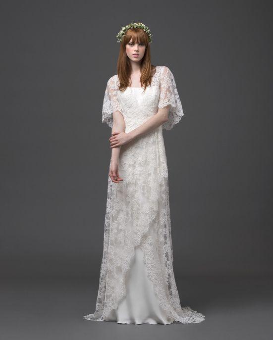 "Robe de mariée ""Antares"" par Alberta Ferretti 2015"