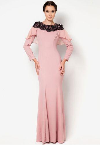Jovian - Coco Gianara Maxi Dress