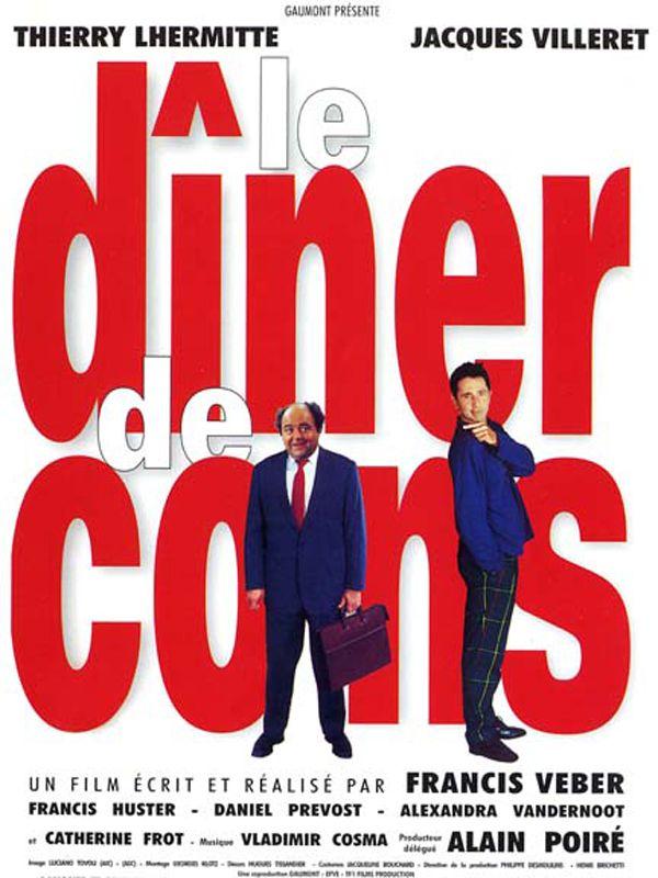 Redécouvrez la bande-annonce du film Le Dîner de cons ponctuée des secrets de tournage et d'anecdotes sur celui-ci. ☞ Le Dîner de cons est un film français