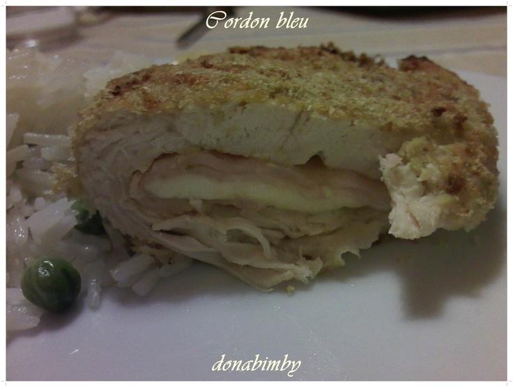 donabimby: Cordon Bleu de frango feitos no forno