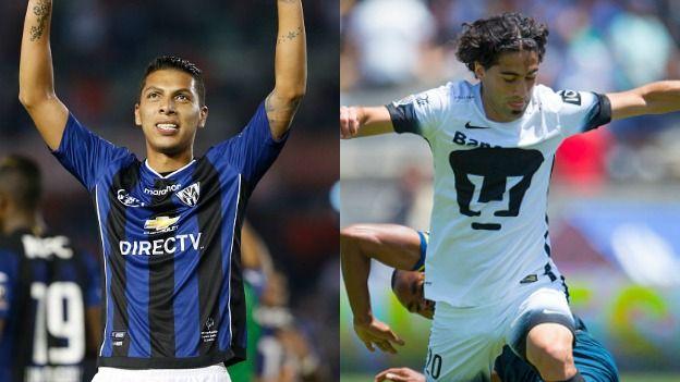 Independiente del Valle vs. Pumas se enfrentan por Copa Libertadores.