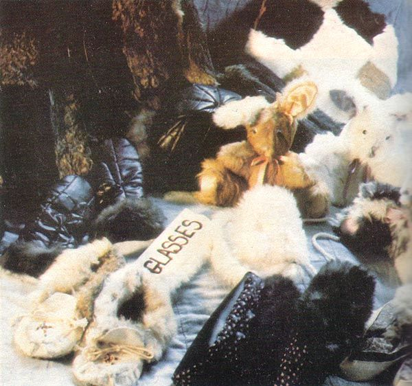If you have experience sewing thick fabric, you shouldn't have any trouble sewing rabbit fur.
