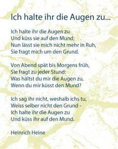 Heinrich Heine - Augen