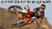 KTM Factory Edition Photo Shoot