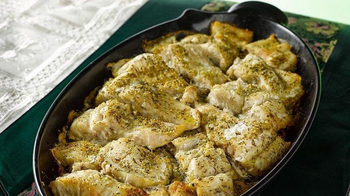 Сталик Ханкишиев делится секретом приготовление рыбы на сковороде