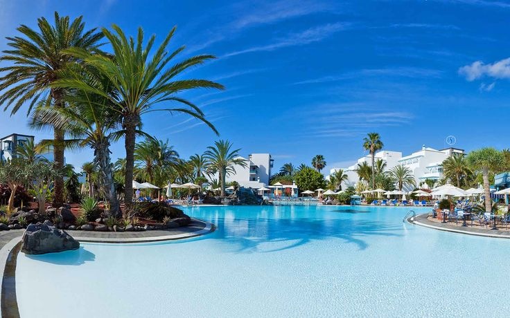 305 best images about hotels pools canary islands - Hotel 7 islas ...