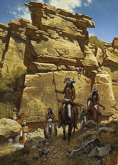 frank mccarthy original painting - Google Search