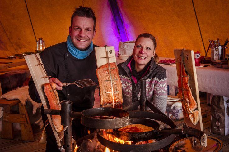 Vildmarkskonferensen - kockar - Ski Sunne - photo by Rickard Persson