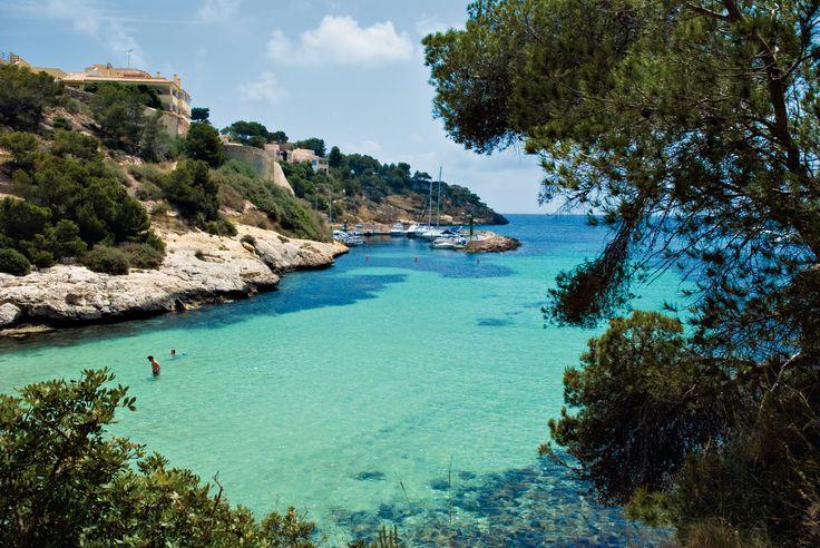 Santa Ponsa, Majorca. nive Pinterest