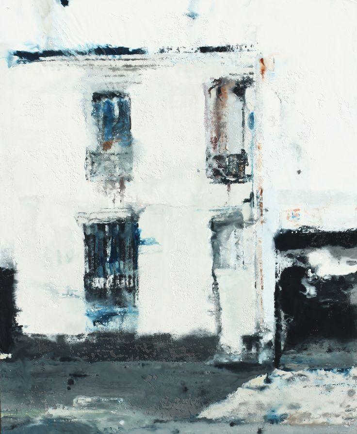 Philippe Cognée-, Galerie Daniel Templon - Paris