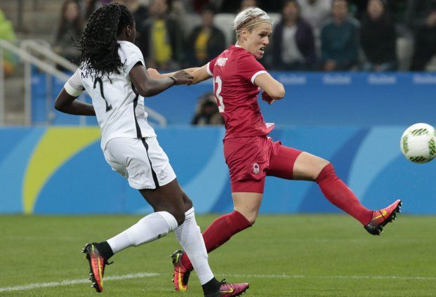 Comme en 2012 à Coventry, le Canada a écarté ce vendredi à Sao Paulo l'Equipe de France Féminine de la course vers une médaille olympique (1-0). Les Bleues quittent la compétition en quarts de finale, comme les Etats-Unis, la Chine et l'Australie.