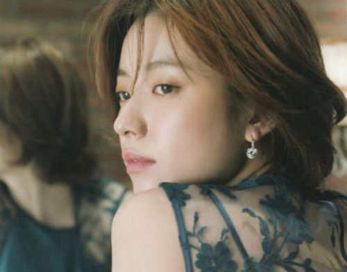 Han Hyo Joo by 丸谷 嘉長 (Maruya Yoshihisa)