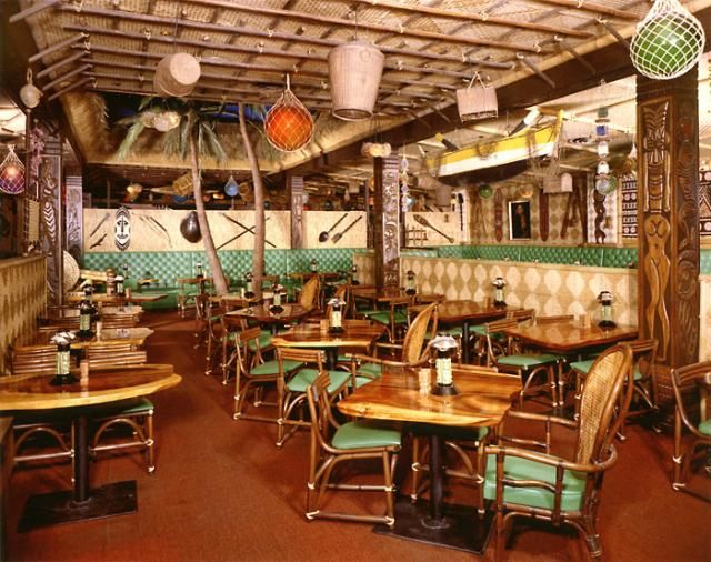 The Beachcomber Restaurant in Edmonton, AB.
