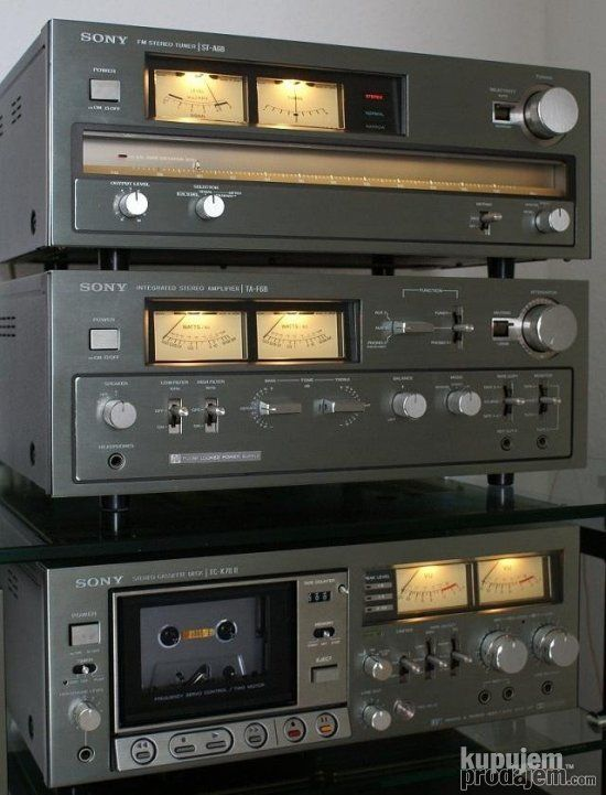 Sony ST-A6B High End !